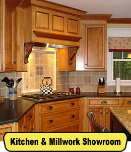Kitchen & Millwork showroom