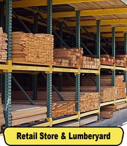 Retail Store & Lumberyard